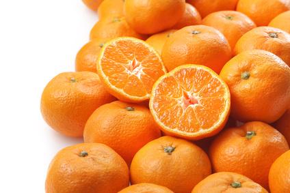 Mandarin orangeMikan